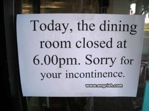 sorry-for-your-incontinence